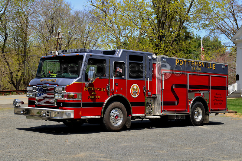 POTTERSVILLE, NJ ENGINE 63-101