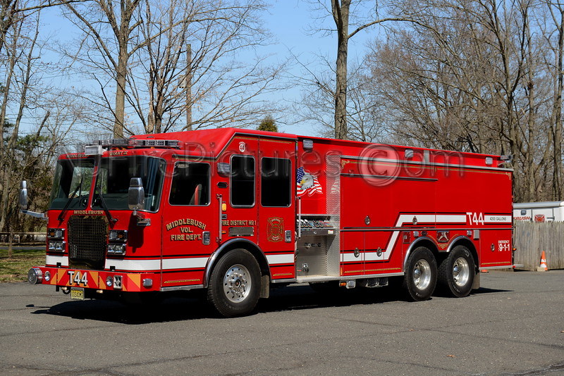 MIDDLEBUSH, NJ TENDER 44