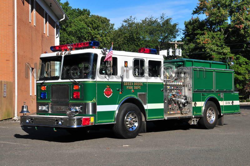 GREEN BROOK, NJ ENGINE 33-104