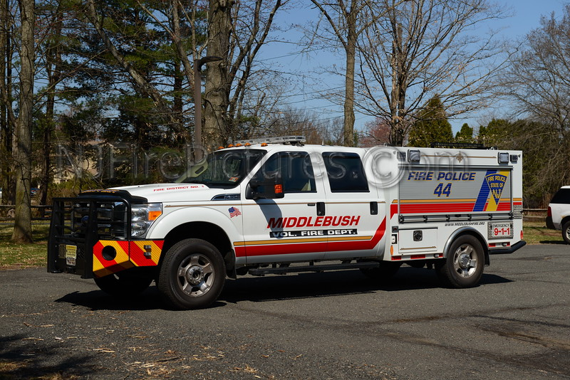 MIDDLEBUSH, NJ FIRE POLICE 44