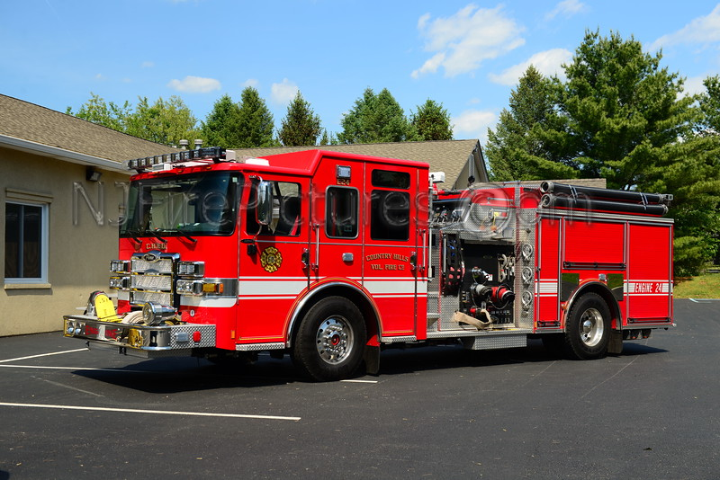 BRANCHBURG TWP, NJ ENGINE 24 COUNTRY HILLS F.C.