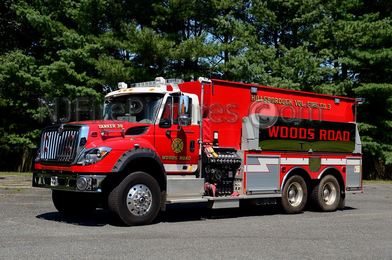 HILLSBOROUGH NJ (WOODS ROAD) TANKER 38