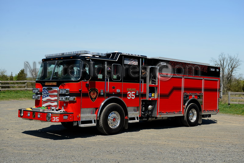 FRANKLIN TWP, NJ (GRIGGSTOWN) ENGINE 35