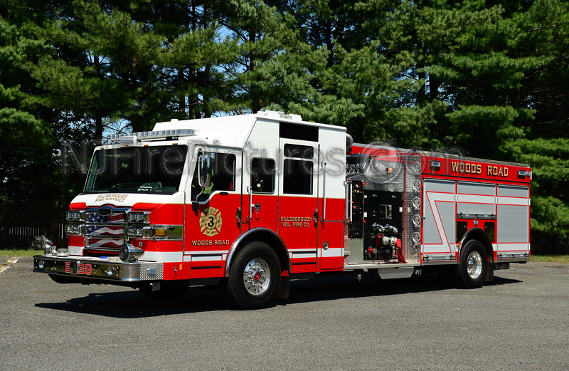 HILLSBOROUGH NJ (WOODS ROAD) ENGINE 38