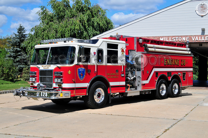 FRANKLIN TWP, NJ ENGINE 28