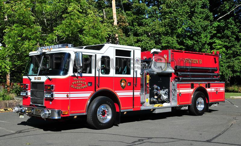 PEAPACK-GLADSTONE, NJ ENGINE 51-103