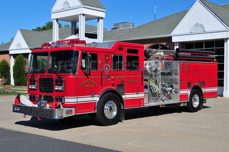 LIBERTY CORNER, NJ ENGINE 40-102