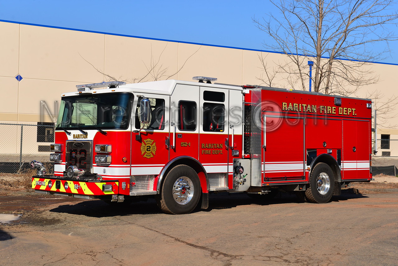 RARITAN, NJ ENGINE 52-1