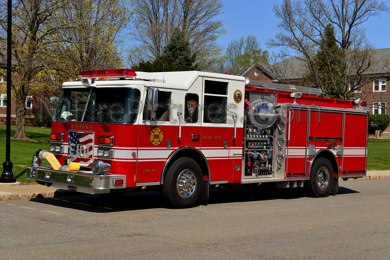 LYONS V.A. MEDICAL CENTER ENGINE 59