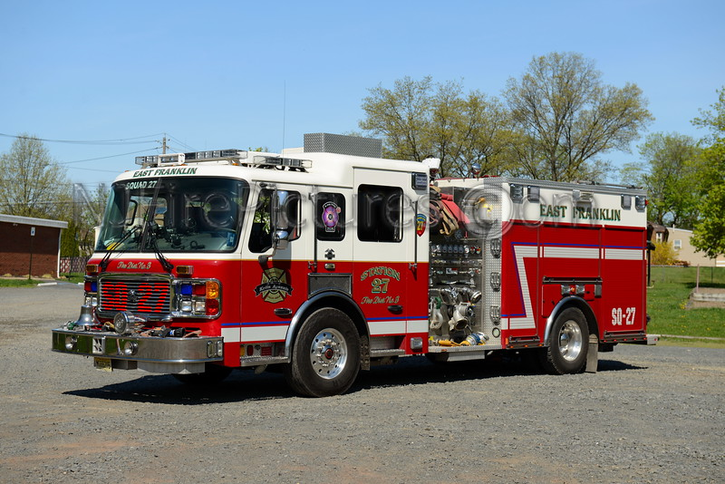EAST FRANKLIN, NJ SQUAD 27