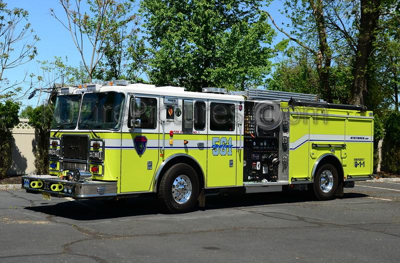SOMERSET, NJ ENGINE 561