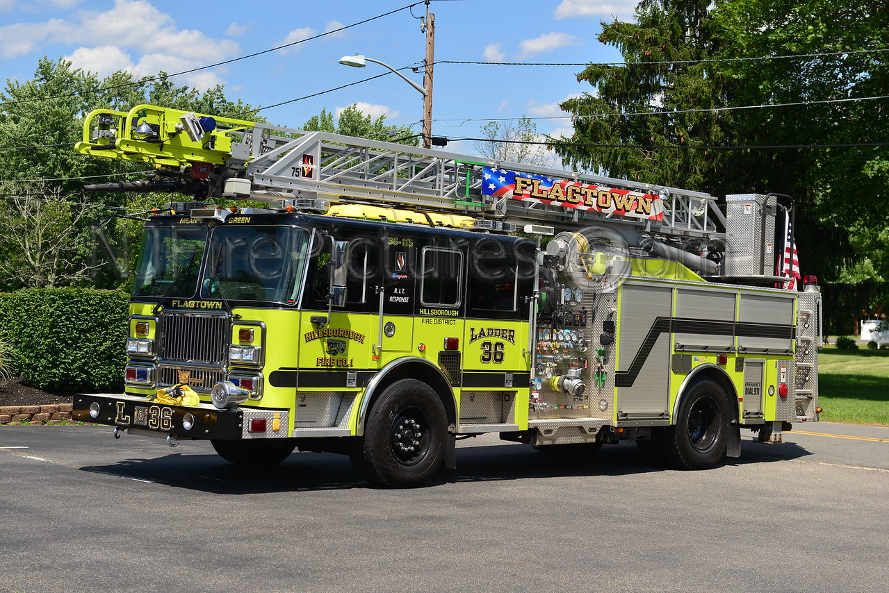 HILLSBOROUGH, NJ LADDER 36