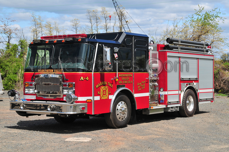WARREN TWP, NJ ENGINE A-4