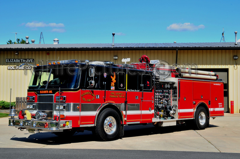 FRANKLIN TWP, NJ ENGINE 26-1