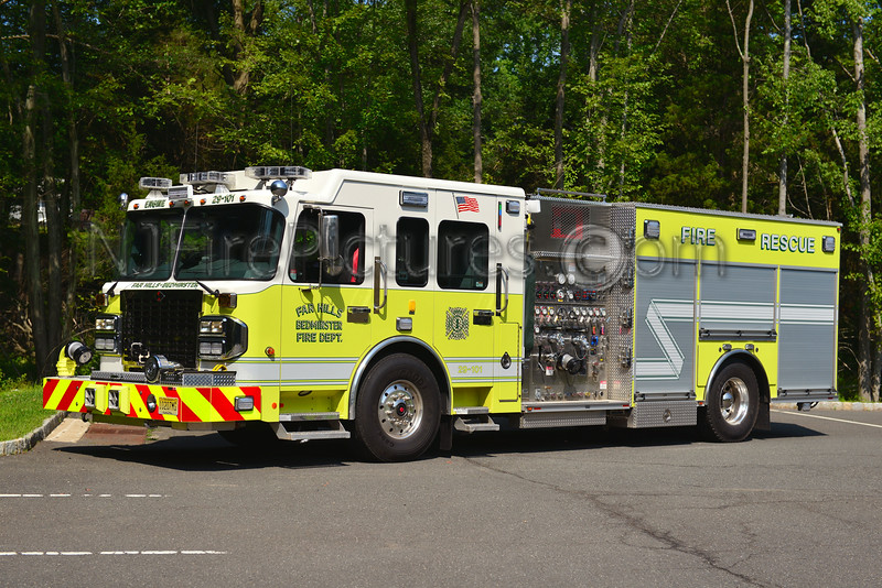 FAR HILLS-BEDMINSTER, NJ ENGINE 29-101