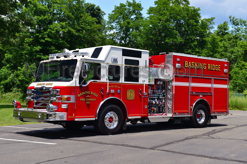 BASKING RIDGE NJ ENGINE 20-101