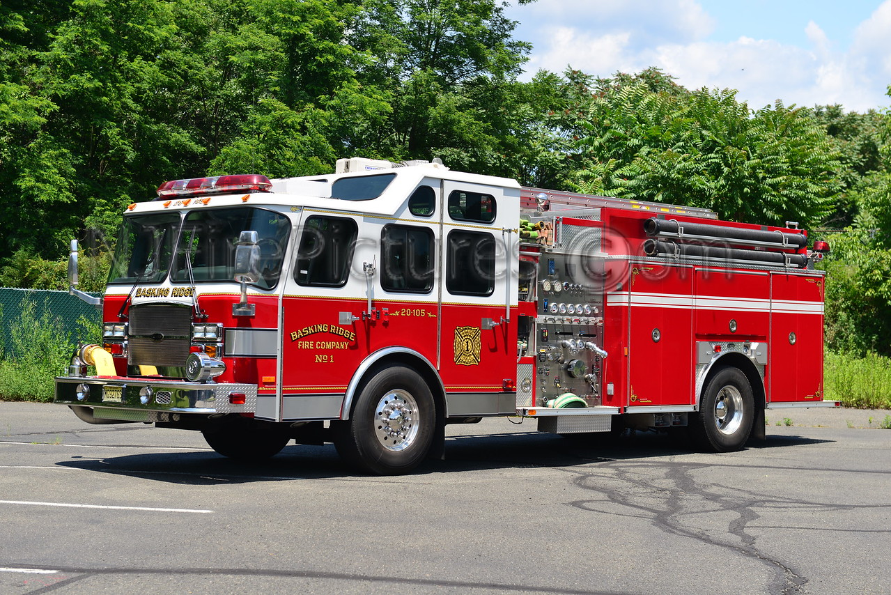 BASKING RIDGE, NJ ENGINE 20-105