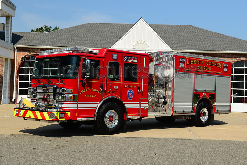 LIBERTY CORNER, NJ SQUAD 40