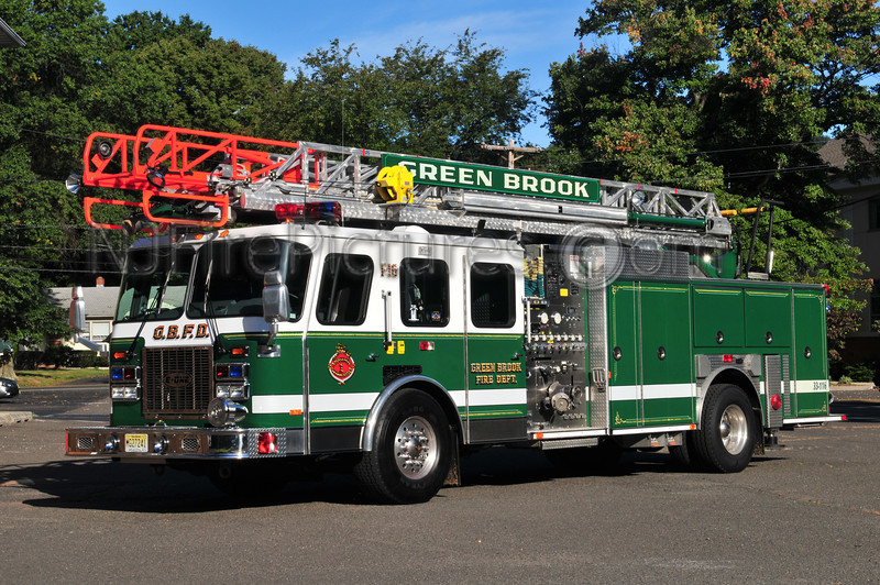 GREEN BROOK, NJ LADDER 33-116
