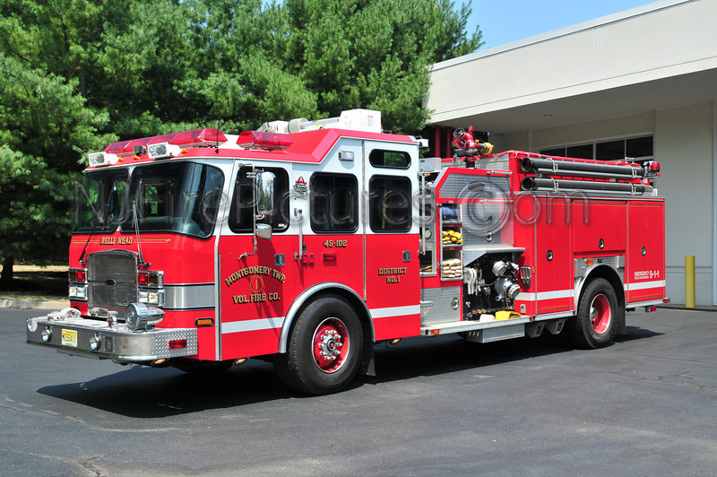 BELLE MEAD, NJ ENGINE 45-102