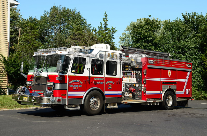 MONTGOMERY TWP, NJ ENGINE 46-107