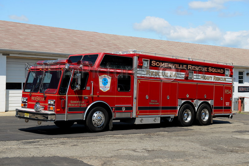SOMERVILLE, NJ RESCUE 54