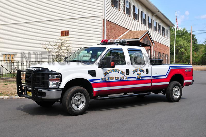 Montgomery Twp Dist. 2 (Blawenburg) 46-155 - 2007 Ford F250