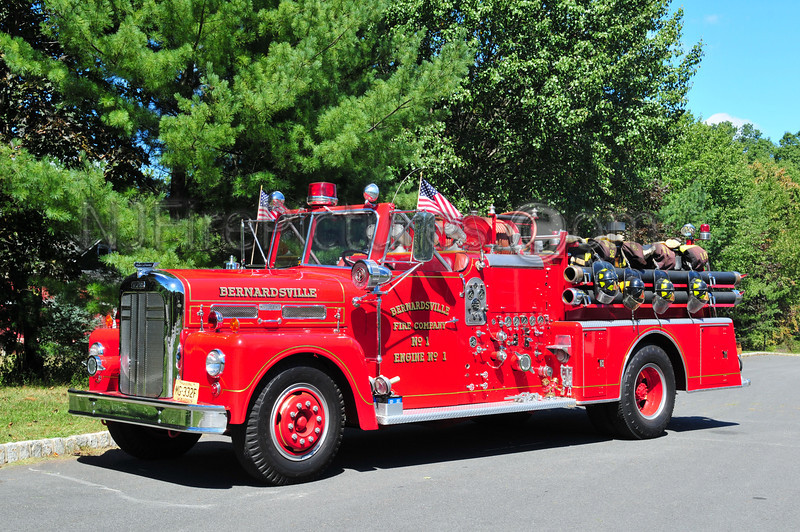 BERNARDSVILLE, NJ ENGINE 1