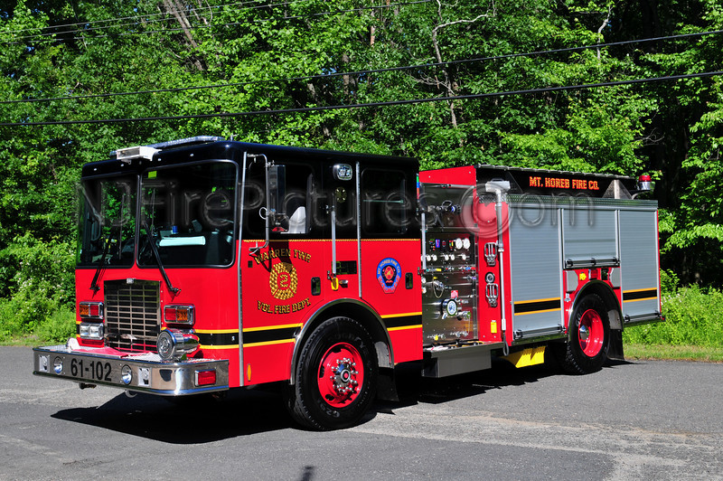 WARREN TWP, NJ ENGINE 61-102