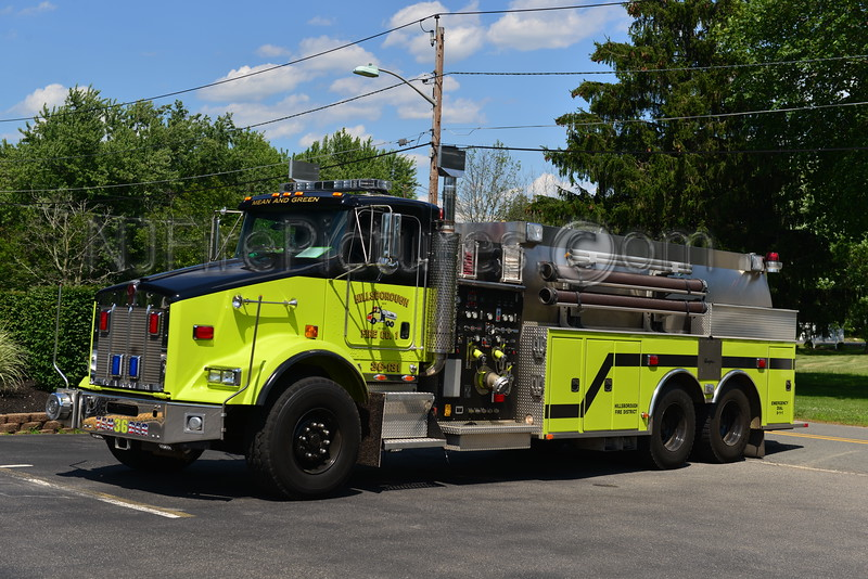 HILLSBOROUGH, NJ TENDER 36