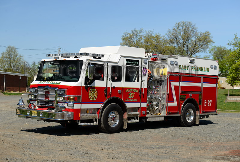 EAST FRANKLIN, NJ ENGINE 27