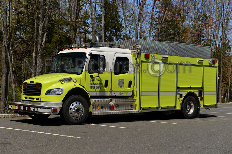 FAR HILLS, NJ RESCUE 29-151