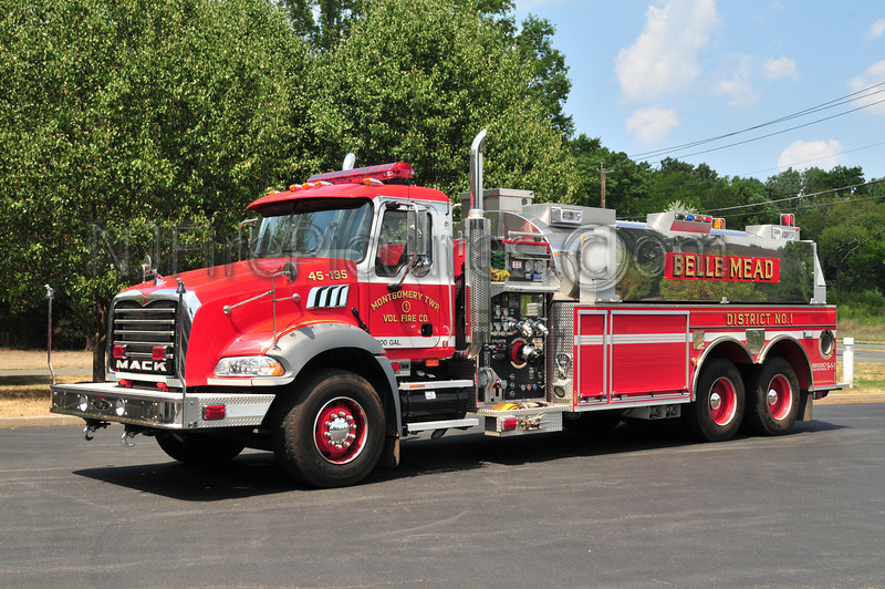 BELLE MEAD, NJ TANKER 45-135