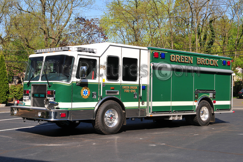 GREEN BROOK, NJ RESCUE 33-105