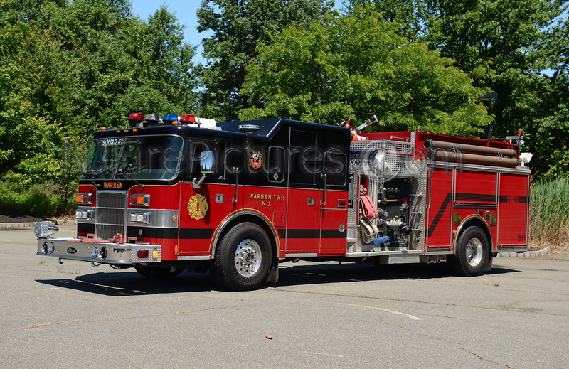 WARREN TOWNSHIP, NJ SQUAD 61