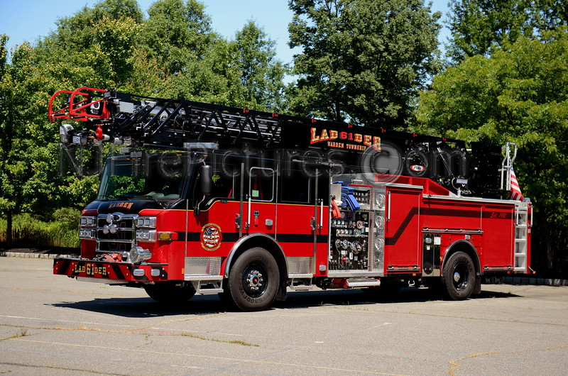 WARREN TOWNSHIP, NJ LADDER 61