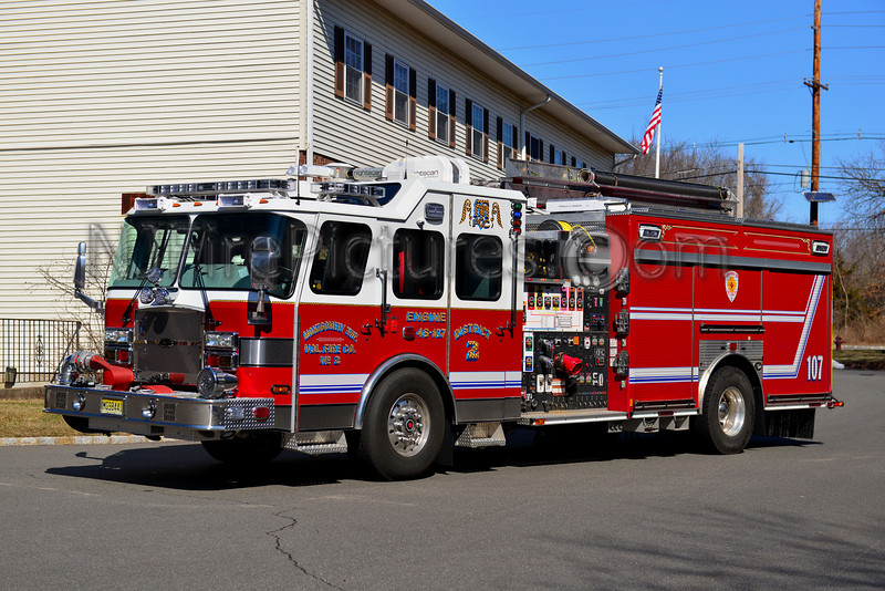MONTGOMERY TWP, NJ BLAWENBURG ENGINE 46-107