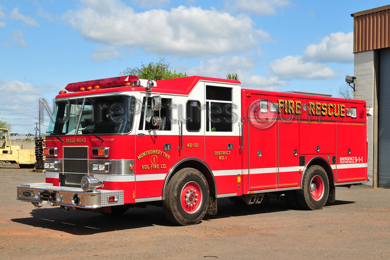 BELLE MEAD, NJ RESCUE 45-151