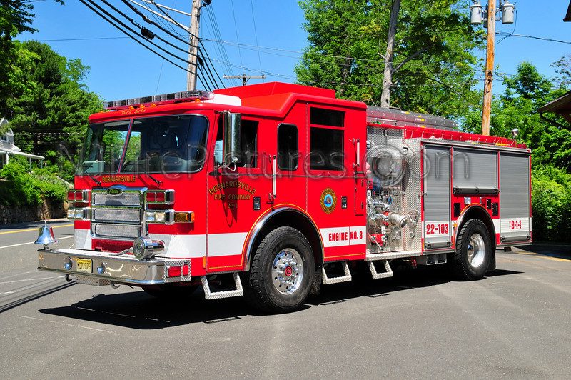 BERNARDSVILLE, NJ ENGINE 22-103