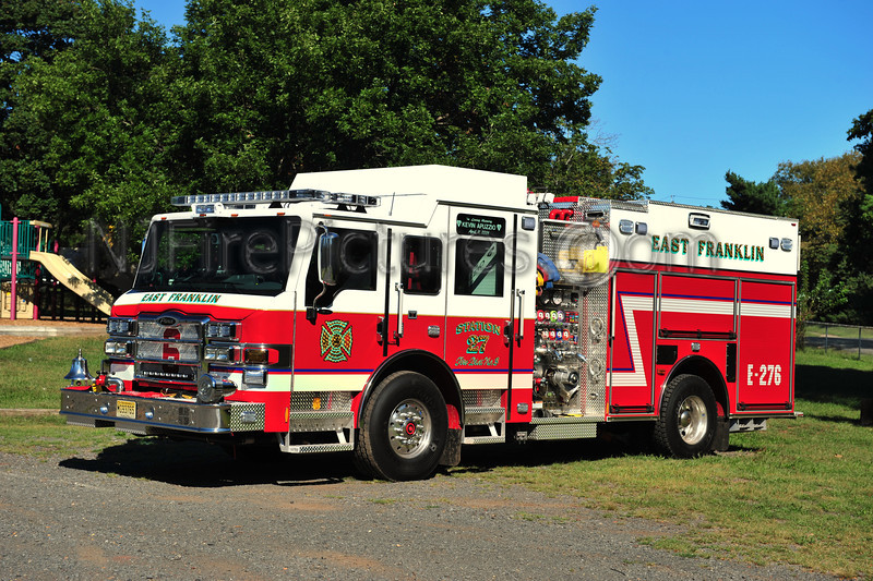 FRANKLIN TWP, NJ (EAST FRANKLIN) ENGINE 276