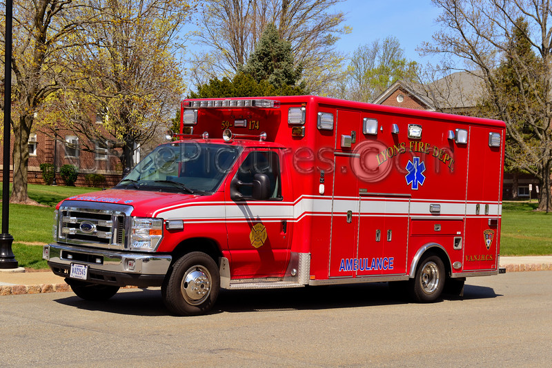 LYONS V.A. MEDICAL CENTER BLS-4