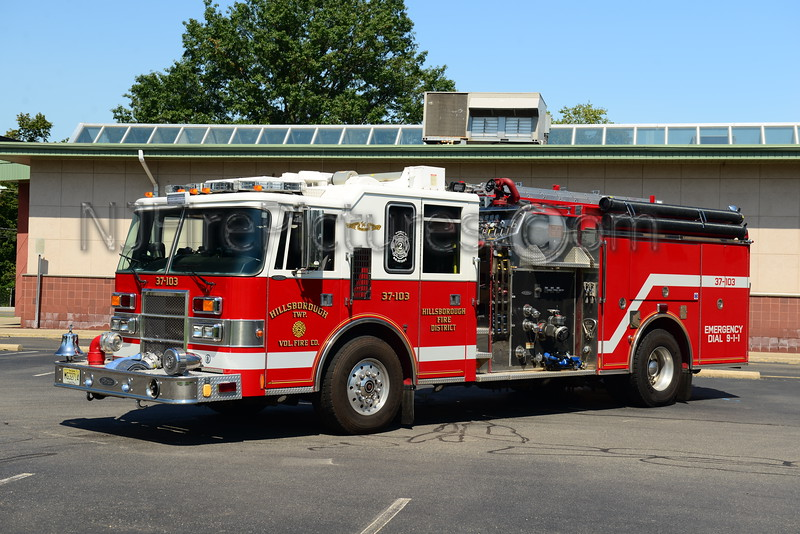 HILLSBOROUGH NJ ENGINE 37-103