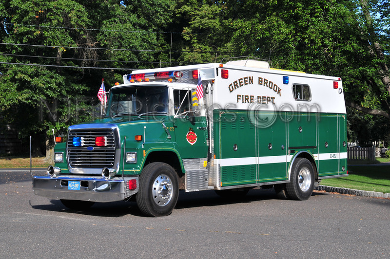GREEN BROOK, NJ RESCUE 33-152