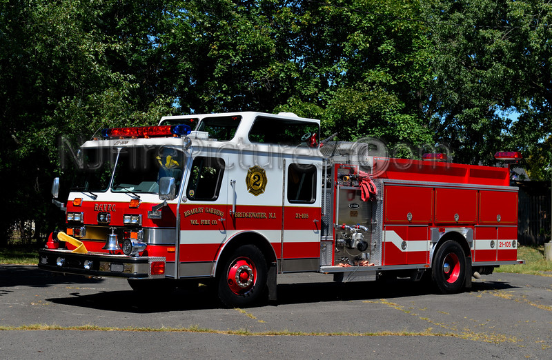 BRIDGEWATER, NJ (BRADLEY GARDENS) ENGINE 21-5