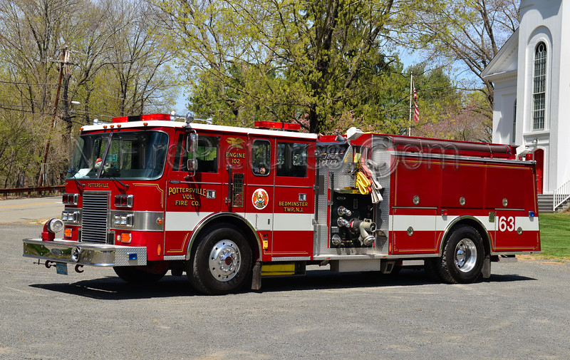 POTTERSVILLE, NJ ENGINE 63-102