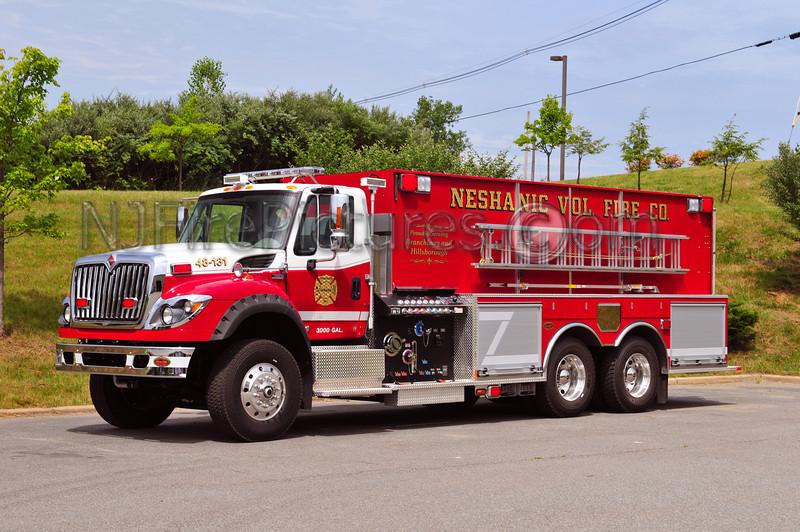 NESHANIC, NJ TANKER 48-131