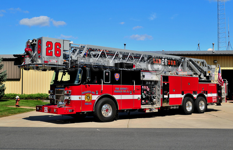FRANKLIN TWP, NJ TOWER 26