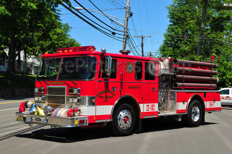 BERNARDSVILLE, NJ ENGINE 22-102