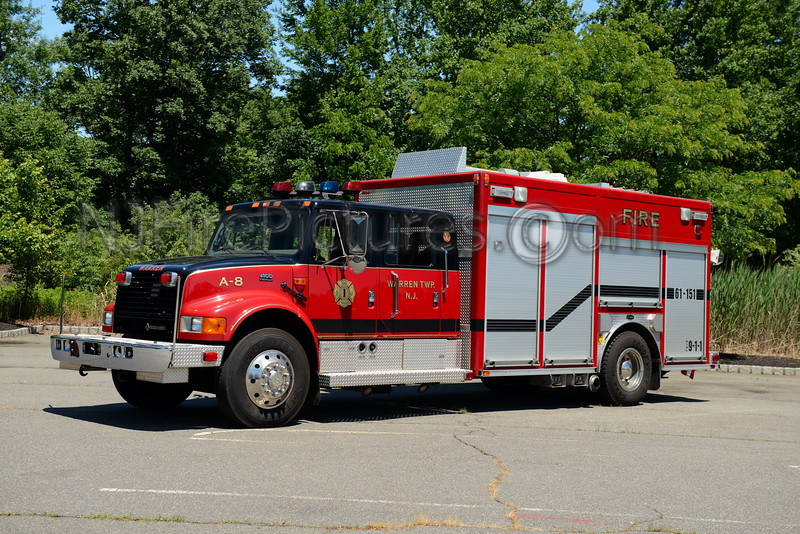 WARREN TOWNSHIP, NJ RESCUE 61