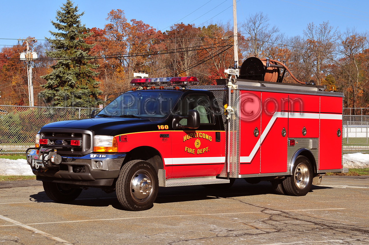 HOPATCONG, NJ ENGINE 160